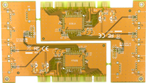 product8 Flexible - Rigid PCB and assembly